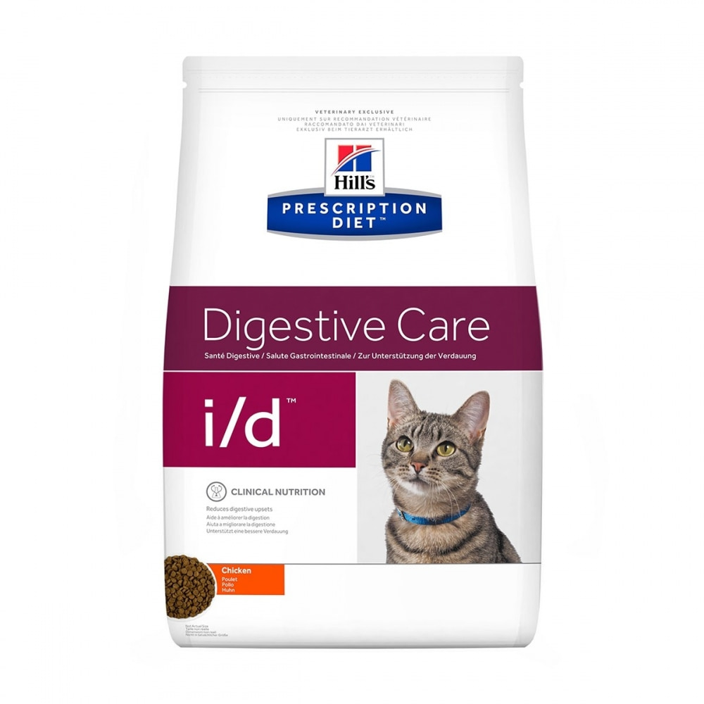 Hill's Prescription Diet Feline i/d Digestive Care Chicken (8 kg)