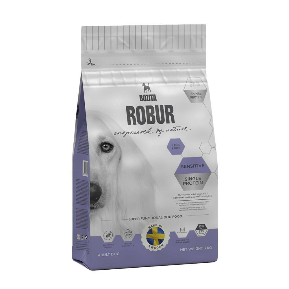 Robur Sen. Single Protein Lamb & Rice (3 kg)