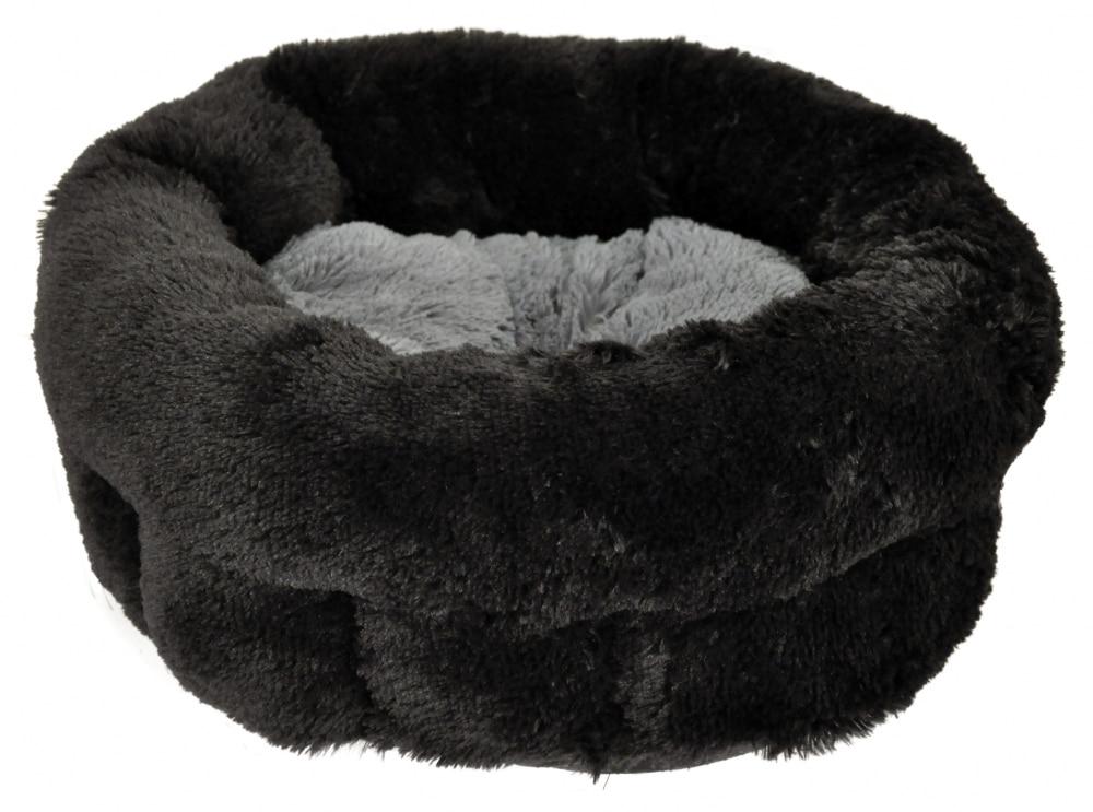 Dogman Anna Hundbädd/Kattbädd 38 cm (Svart)