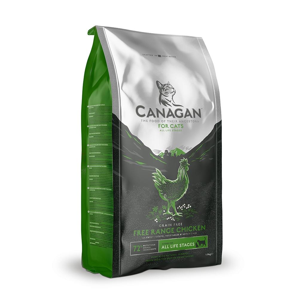 Canagan Cat Free-Range Chicken (4 kg)