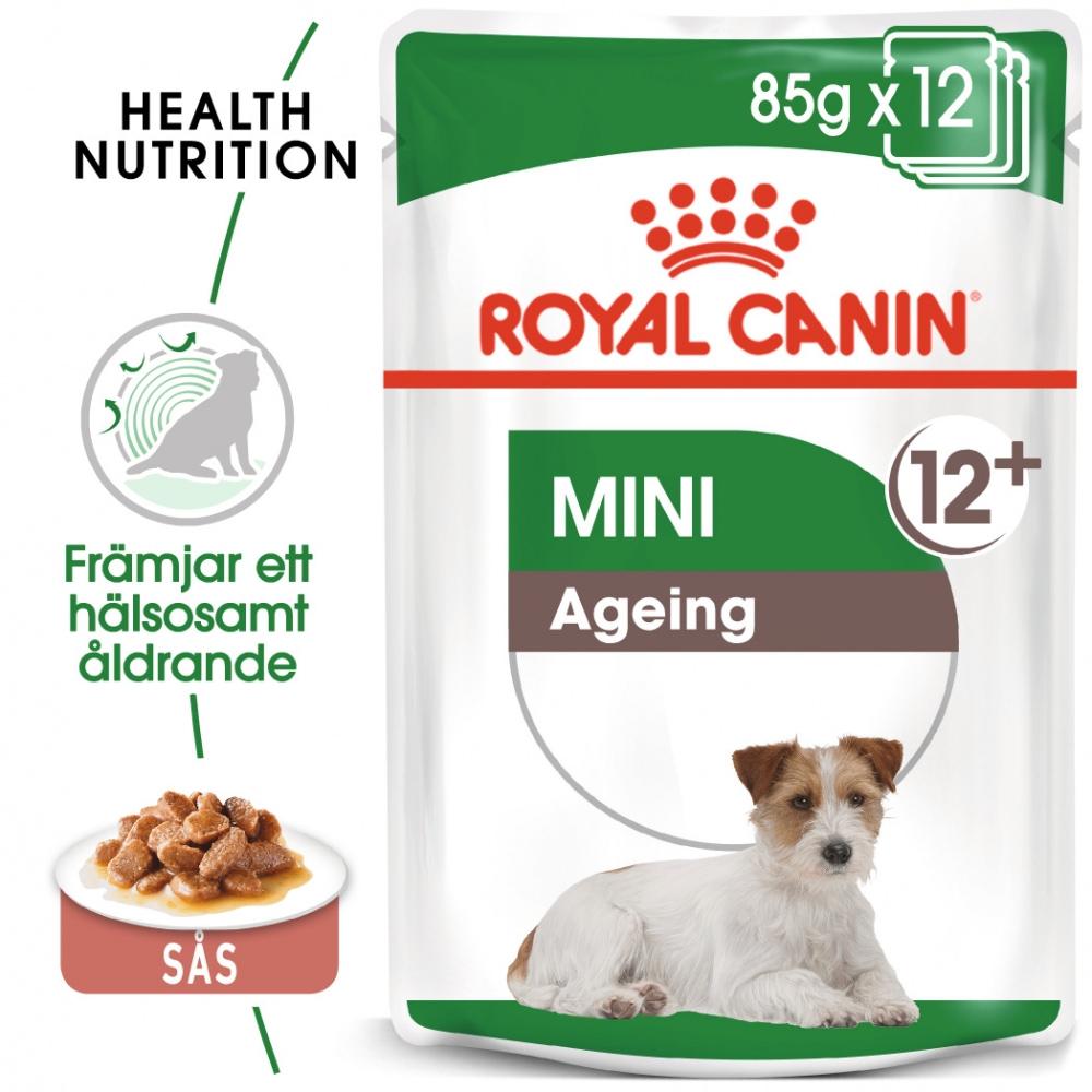 Royal Canin Mini Ageing 12+ Våtfoder (12x85g)