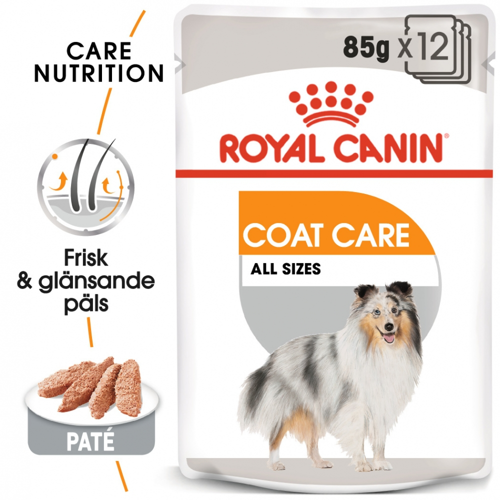 Royal Canin Coat Care Adult Wet