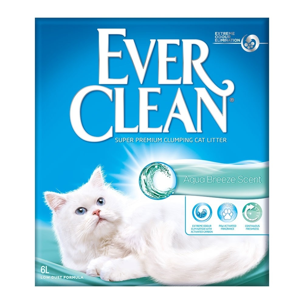 Ever Clean Aqua Breeze 6 L