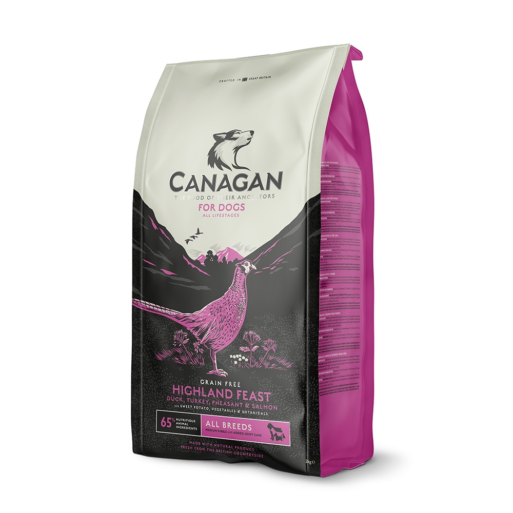 Canagan Highland Feast (6 kg)