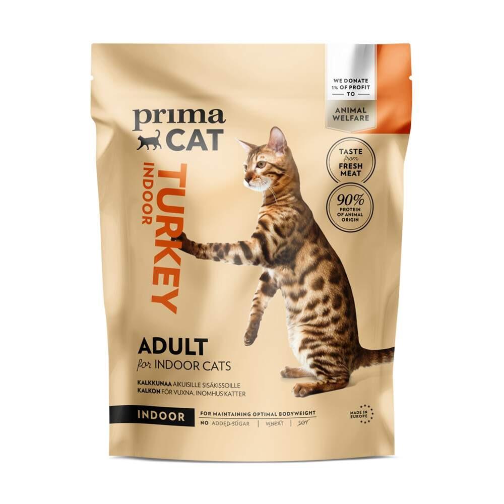 PrimaCat Adult Indoor Turkey 1,4 kg