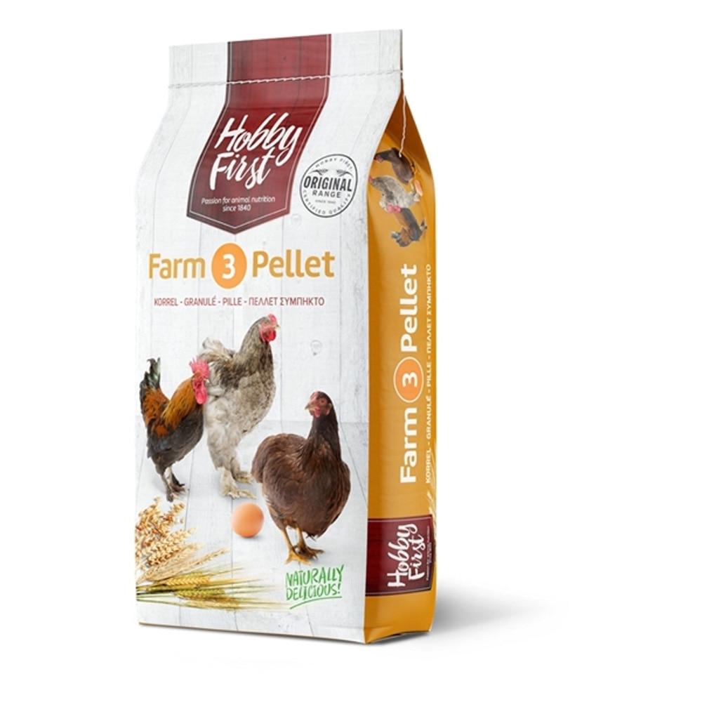 Hobby First Farm 3 Pellet (20 kg)