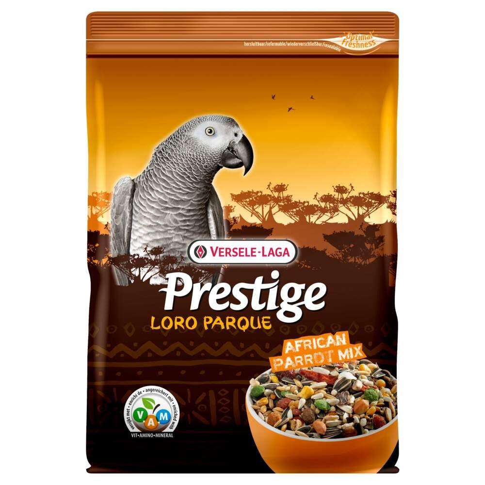 Prestige African Papegojblandning Premium (2,5 kg)