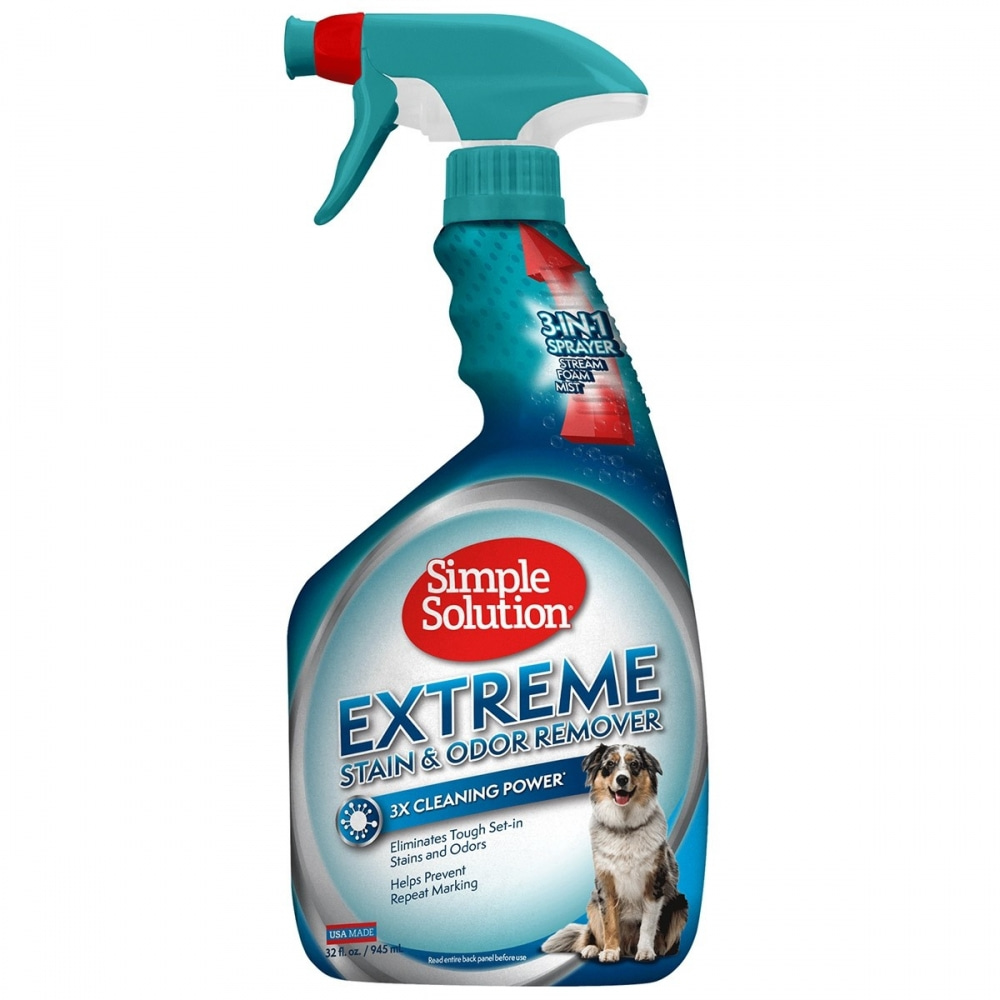 Simple Solution Extreme Stain And Odour Remover (945 ml)