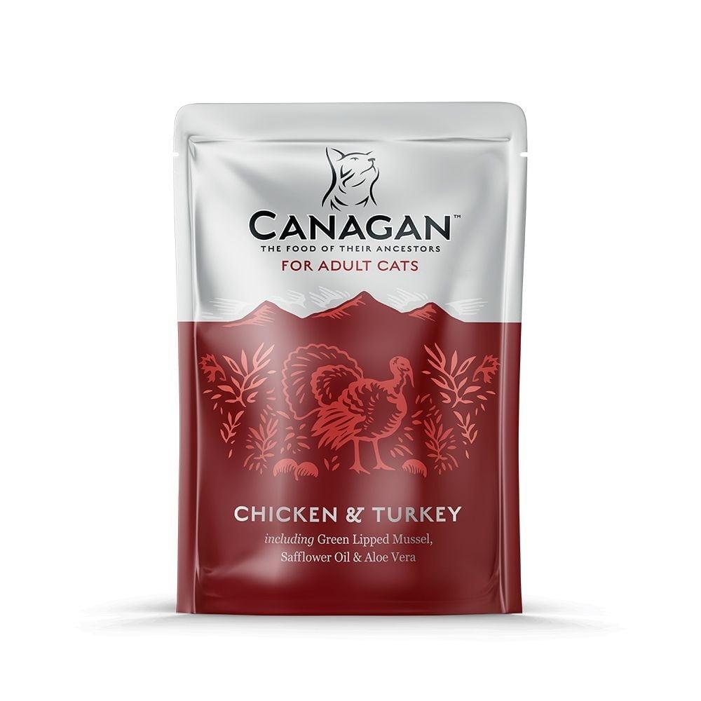 Canagan Cat Chicken & Turkey