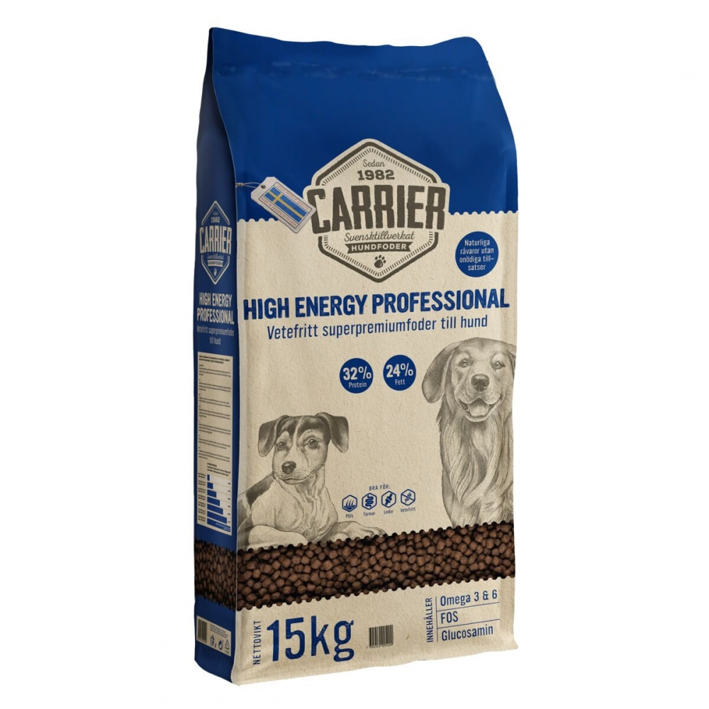 Carrier High-Energy Professional (15 kg)