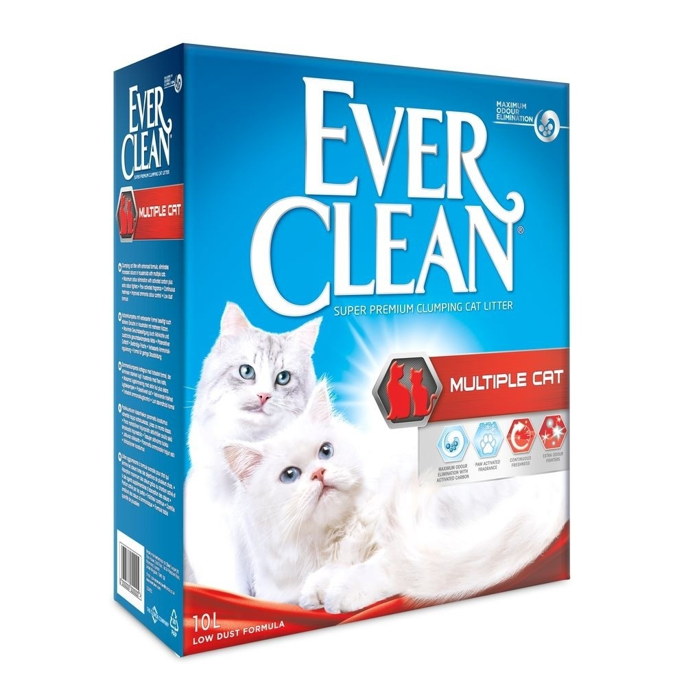 Ever Clean Multiple Cat Kattsand (6 l)