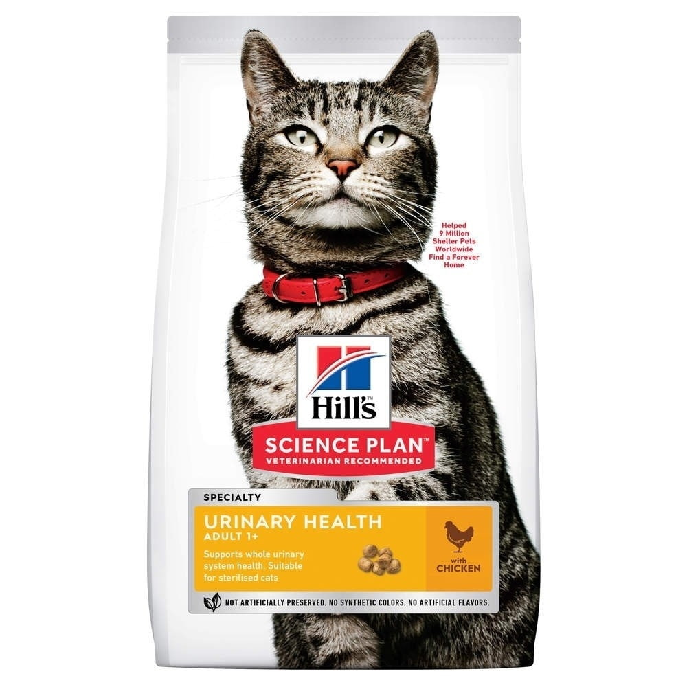 Hill's Science Plan Cat Adult Urinary Health Chicken (7 kg)