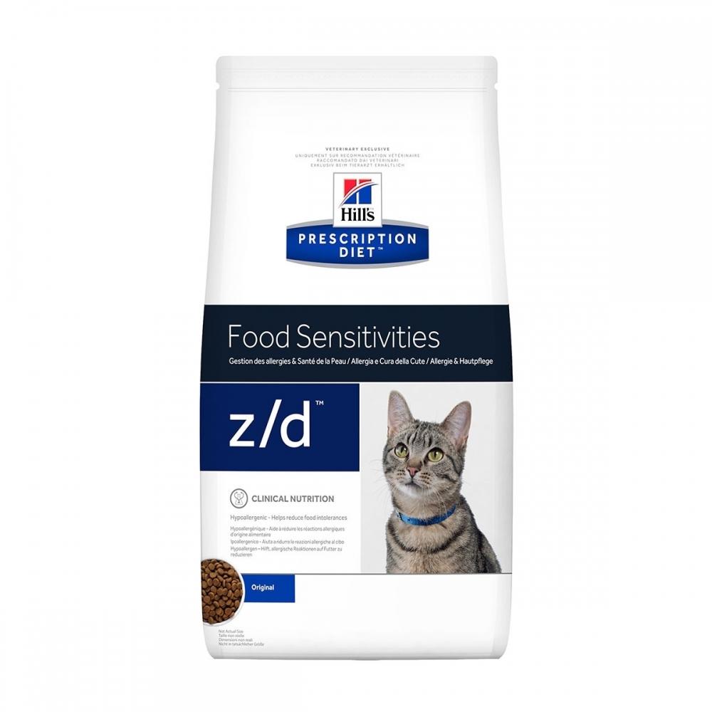 Hill's Prescription Diet Feline z/d Allergy & Skin Care Original (8 kg)