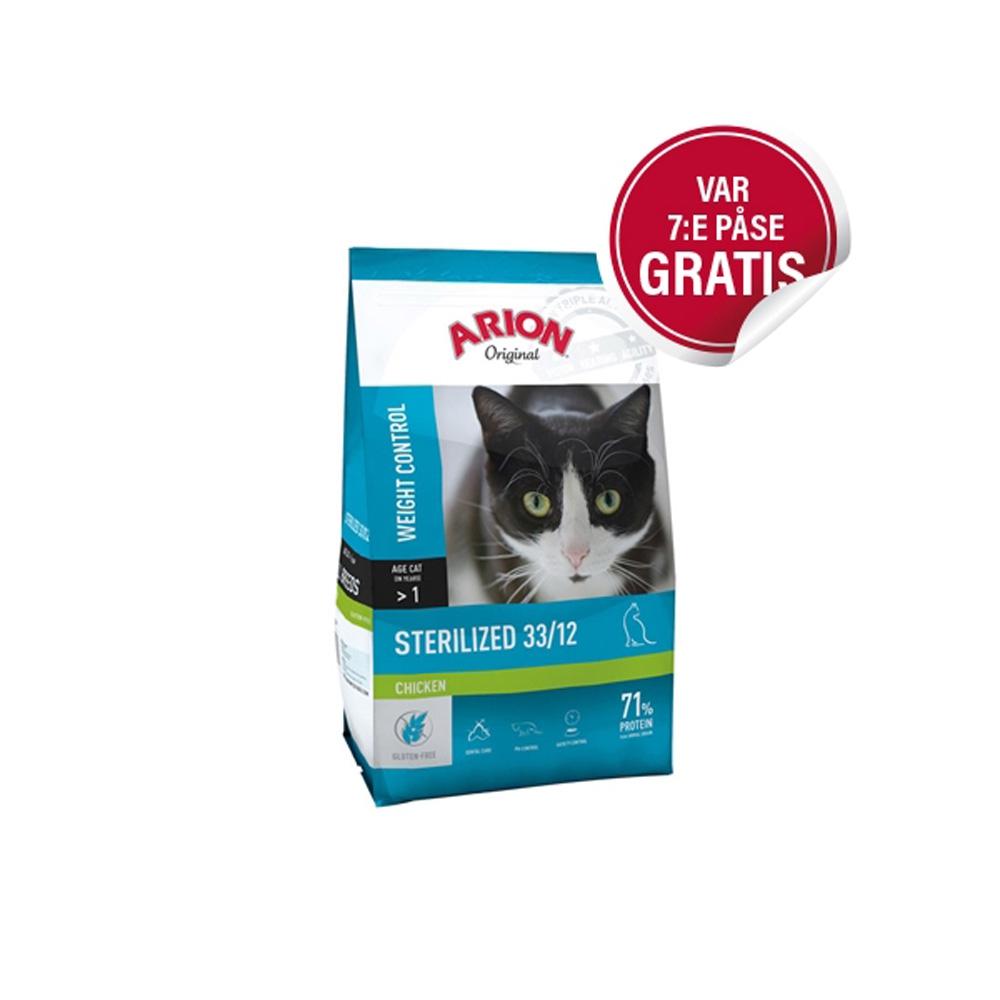 Arion Original Cat Sterilized Chicken