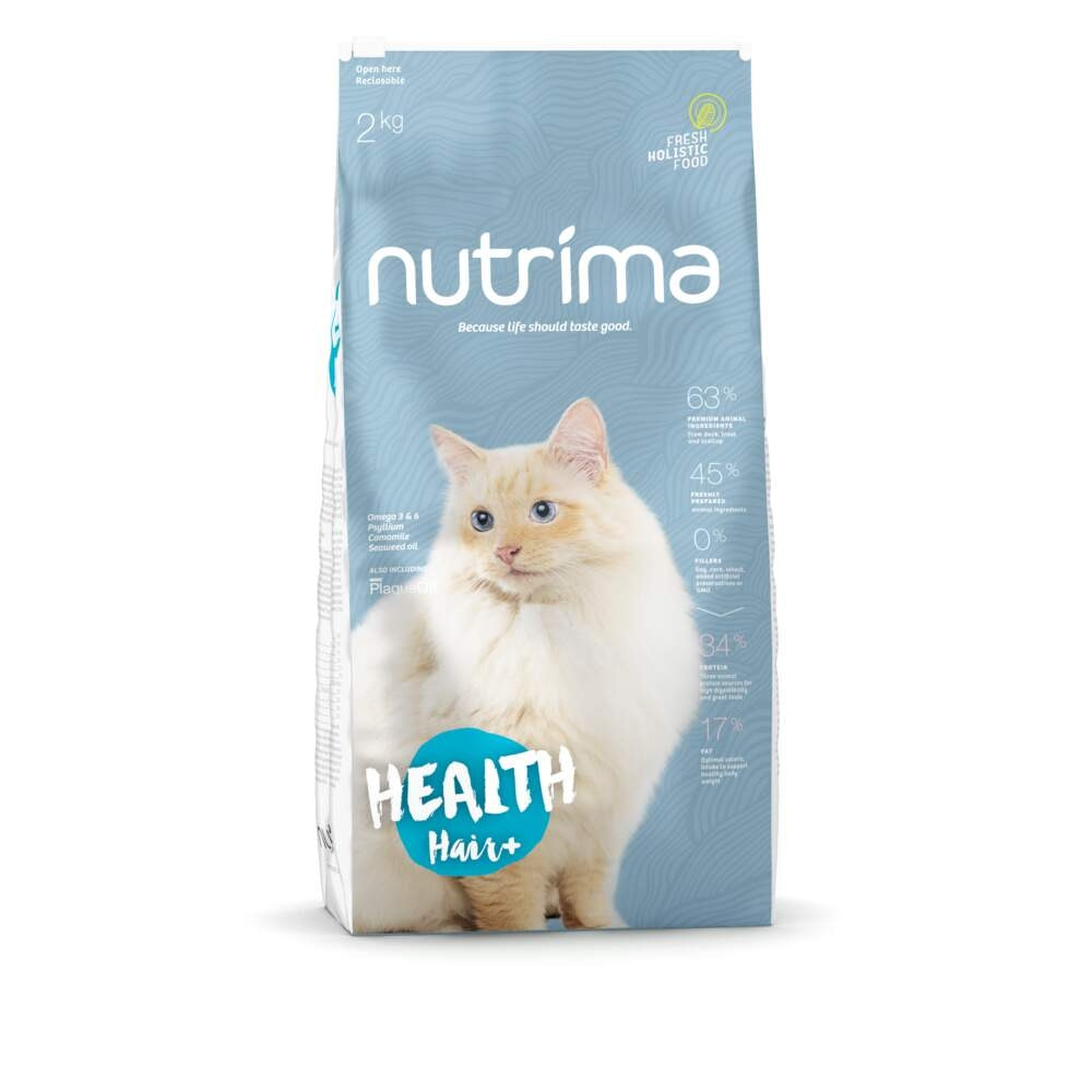 Nutrima Cat Health Hair+ (2 kg)