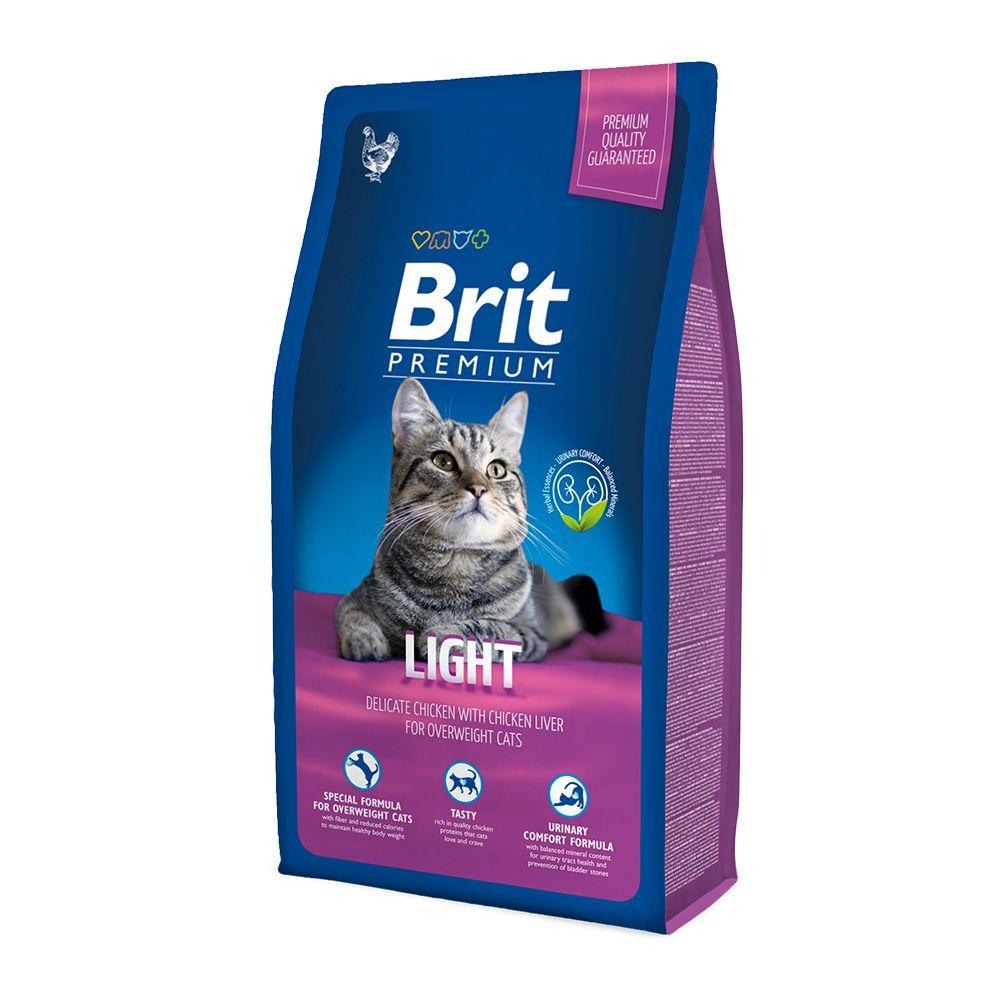 Brit Premium Cat Light (8 kg)
