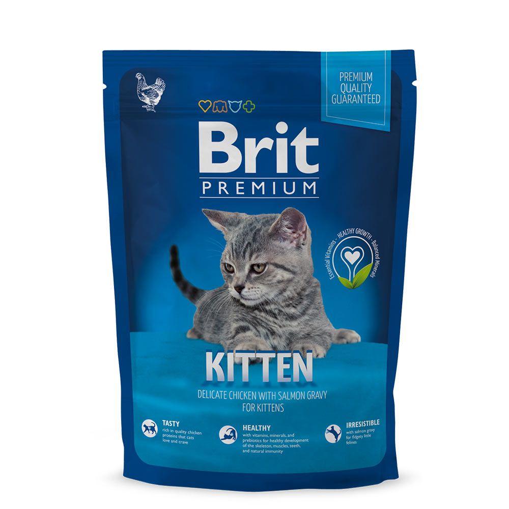 Brit Premium Cat Kitten (8 kg)