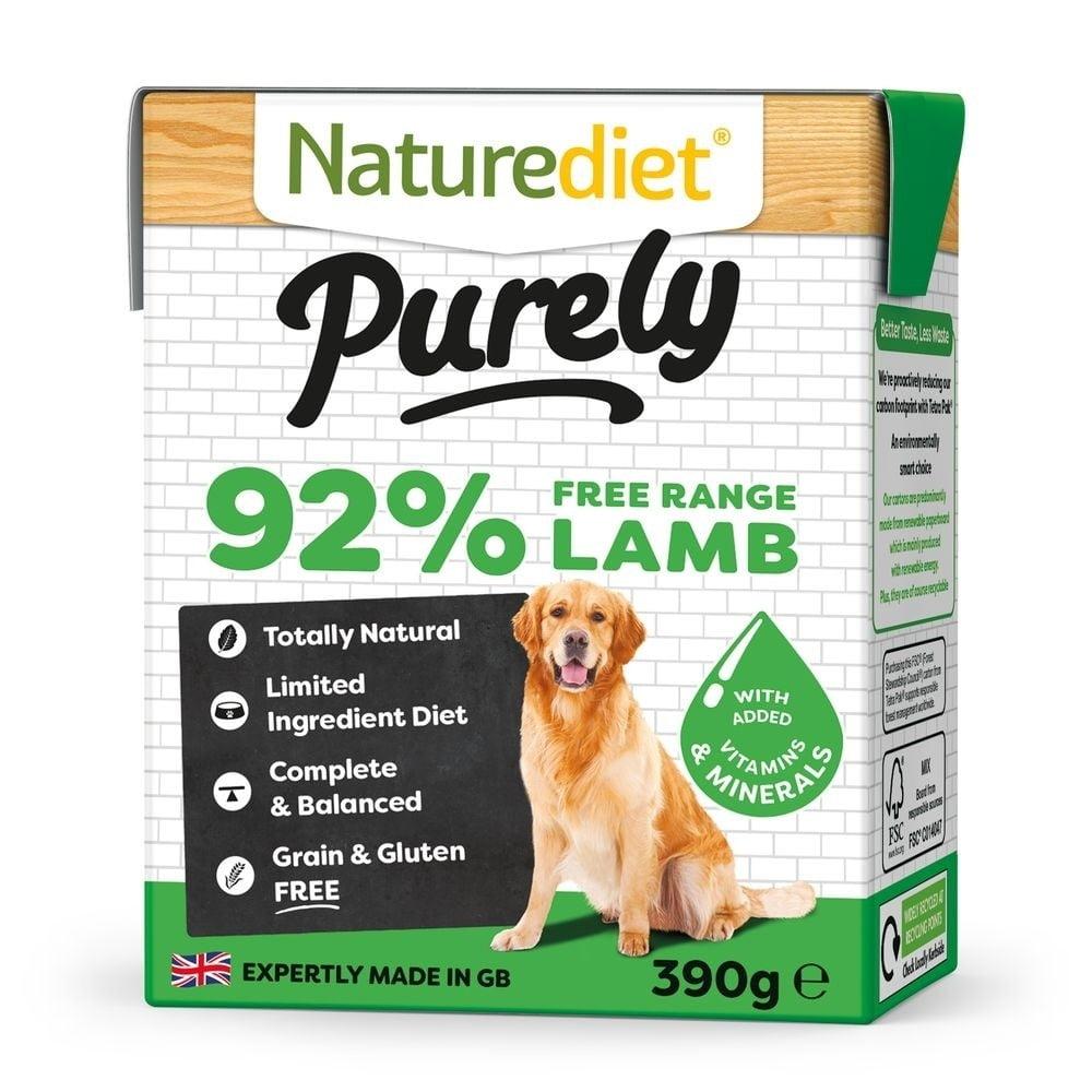 Naturediet Purely Lamm
