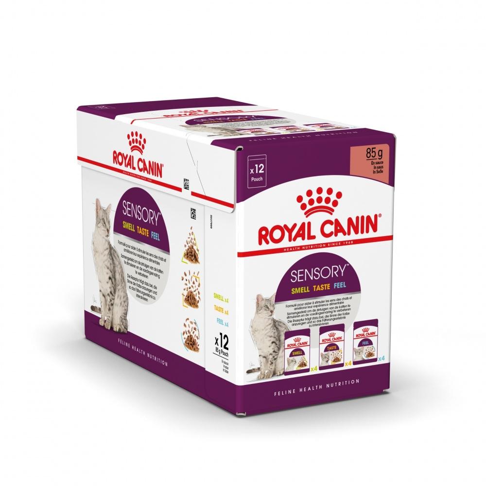 Royal Canin Sensory Multipack 12x85 g