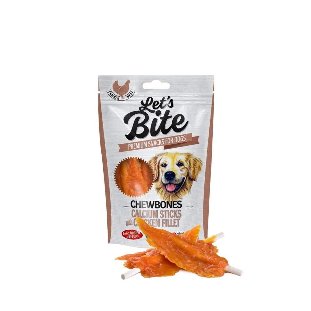 Brit Care Let´sBite Sticks with Chicken Fillet (300 g)