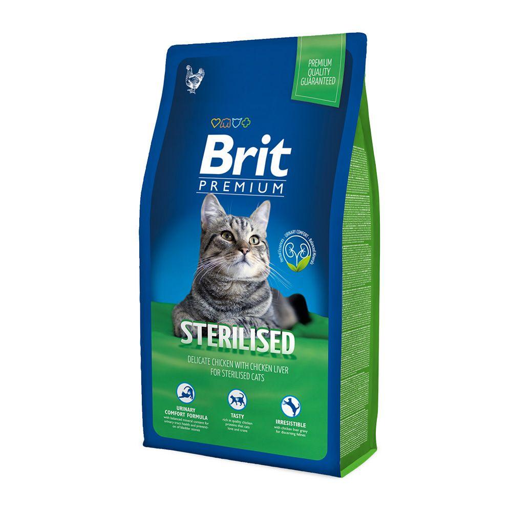 Brit Premium Cat Sterilized (1,5 kg)