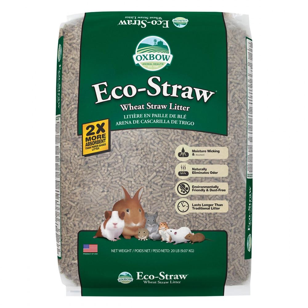 Oxbow Eco-straw Burspån (9 kg)