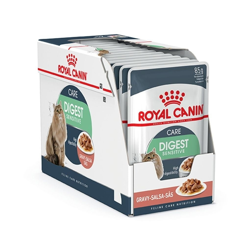 Royal Canin Digest Sensitive Våtfoder (12x85g)