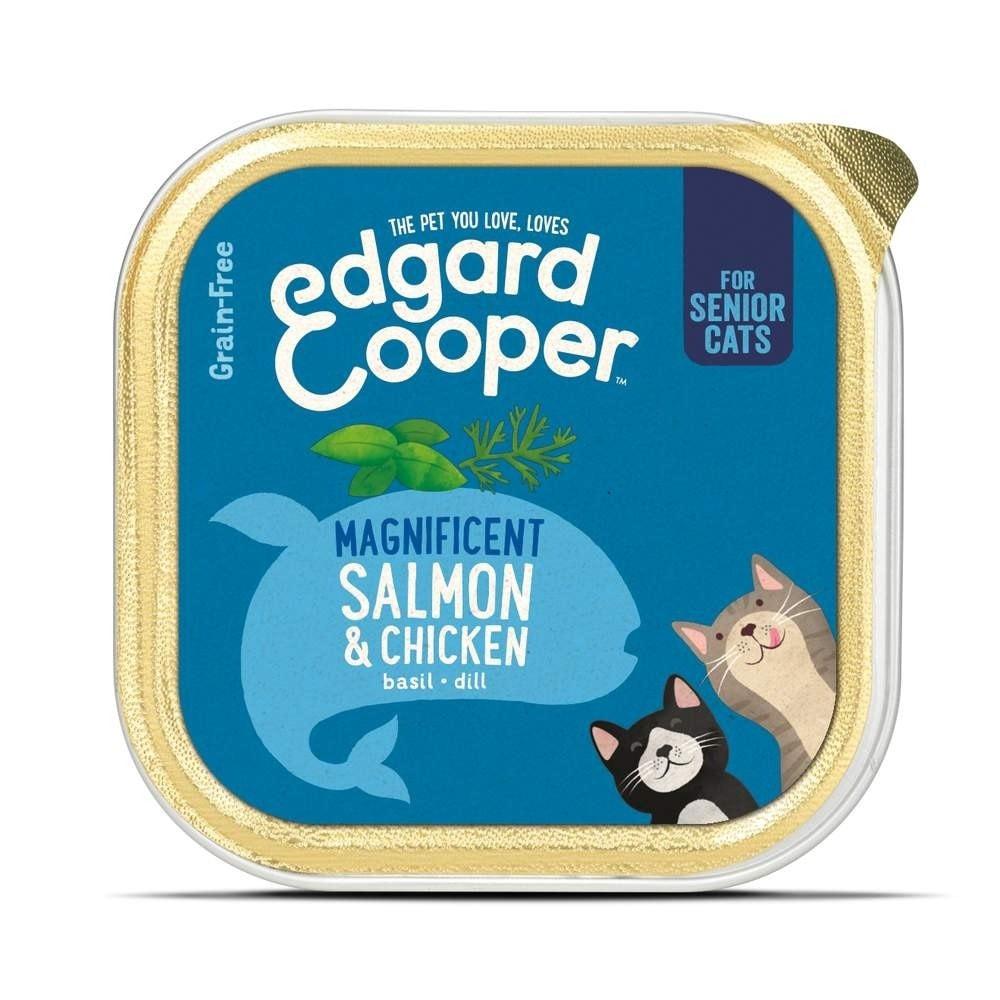 Edgard & Cooper Cat Senior 85 g
