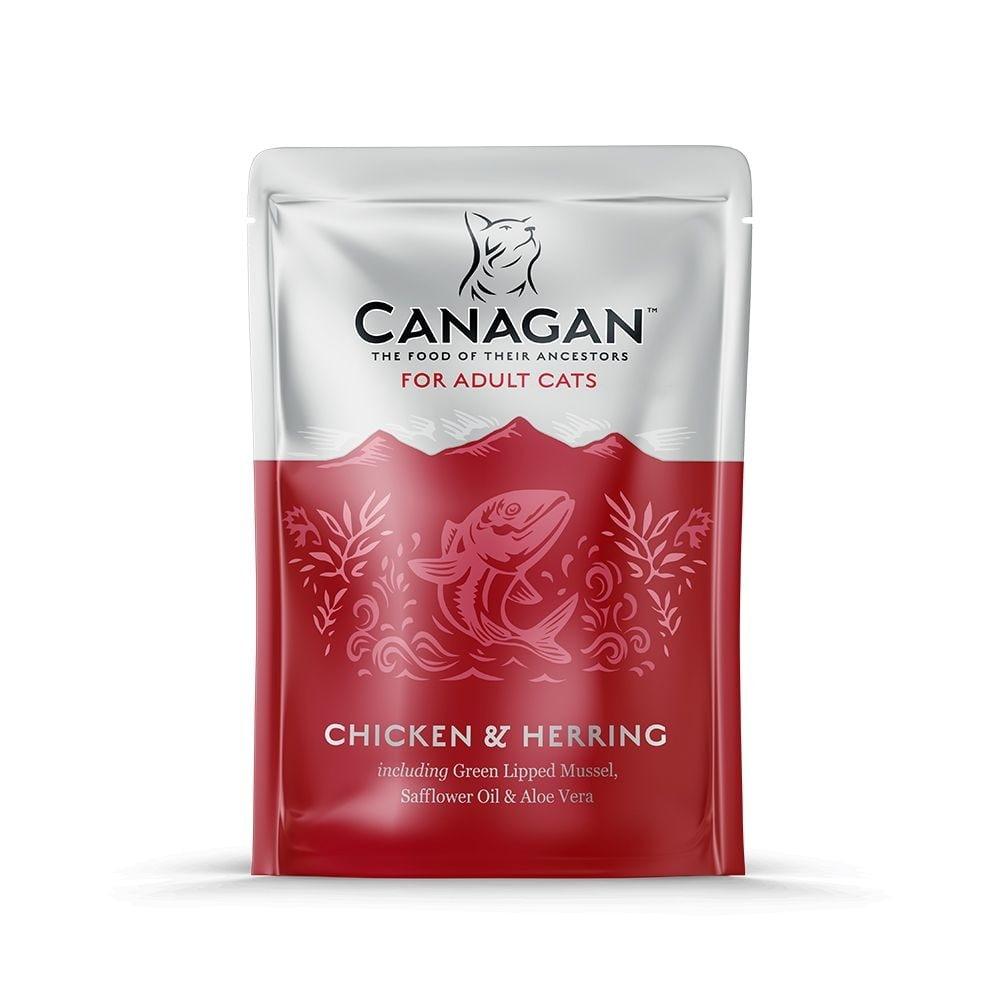 Canagan Cat Chicken & Herring