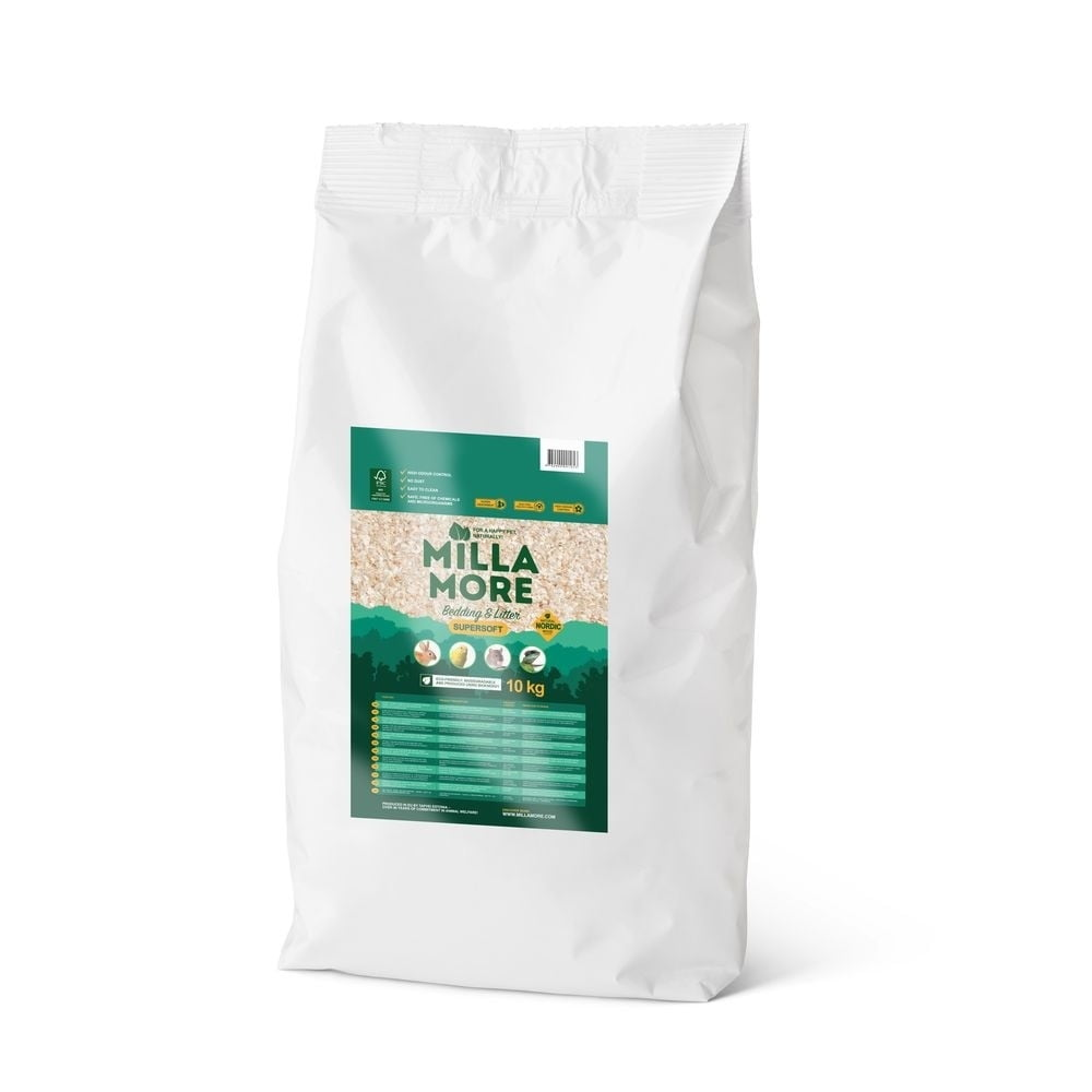 Millamore Supersoft Bottenmaterial (50L)