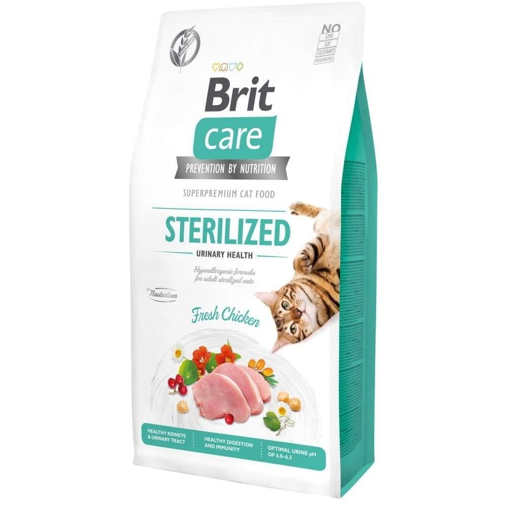 Brit Care Cat Grain Free Sterilized Urinary Health (400 g)