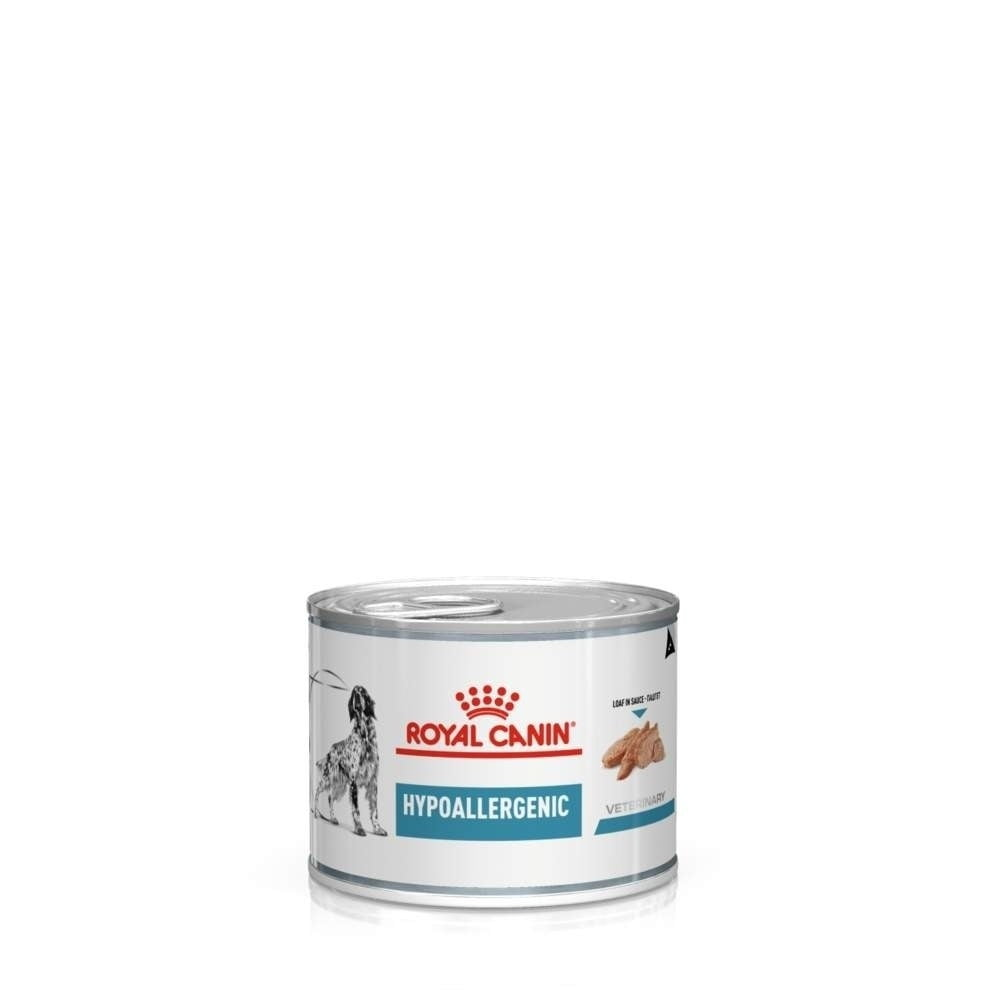 Veterinary Diets Dog Derma Hypoallergenic Loaf (12x200g)