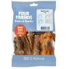 FourFriends Natural Snack Beef Lung