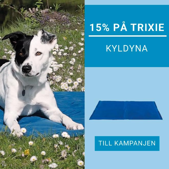 15% på Trixie Kyldyna