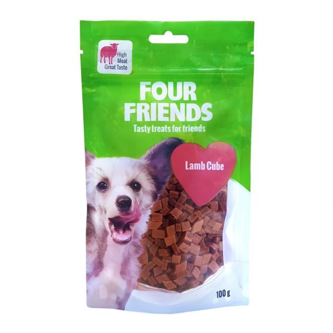 FourFriends Dog Lamb Cube (100 g)