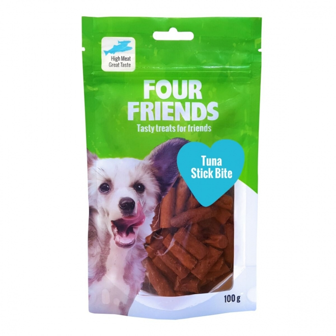 FourFriends Dog Tuna Stick Bite (100 g)