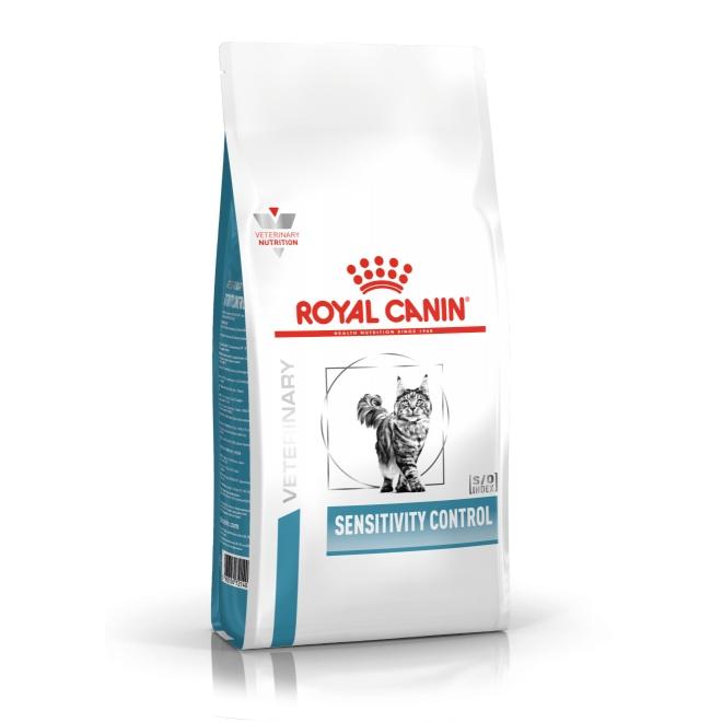 Royal Canin Veterinary Diets Cat Sensitivity Control