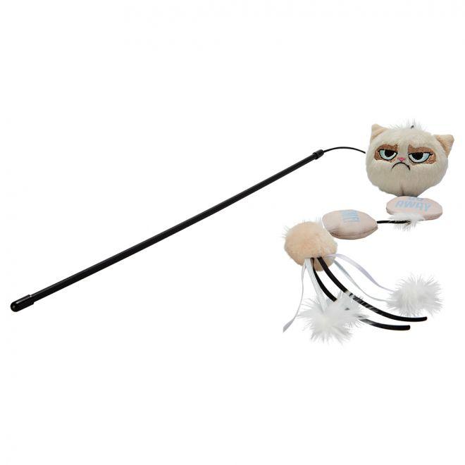 Grumpy Cat Go Away Kattvippa