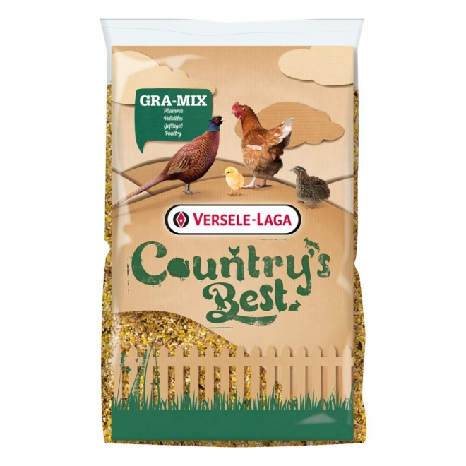 Versele-Laga Country's Best Fasan- & Hönsfoder Gra-mix 20 kg