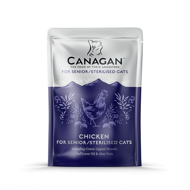 Canagan Cat Chicken Senior