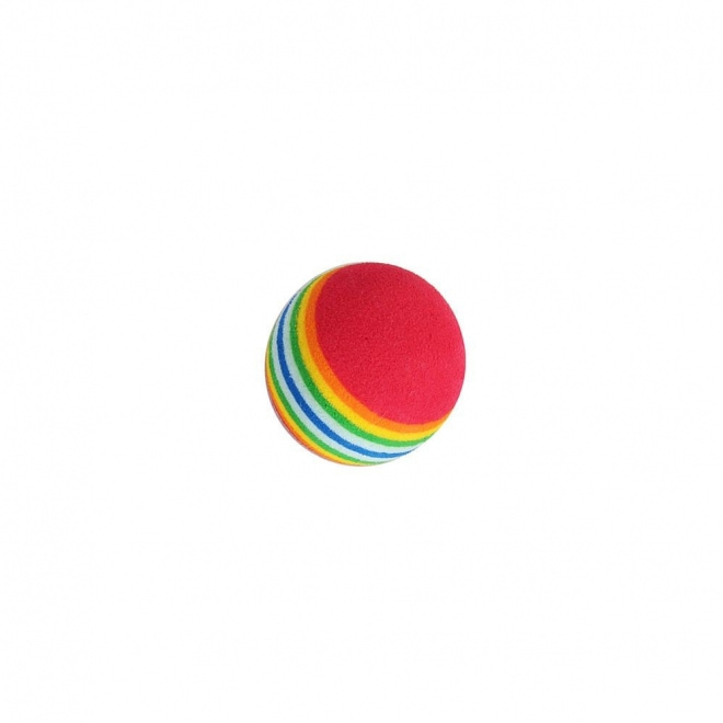 Little&Bigger Regnbågsboll 3 cm