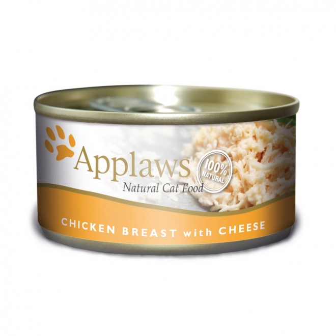 Applaws Chicken Breast&Cheese Konserv