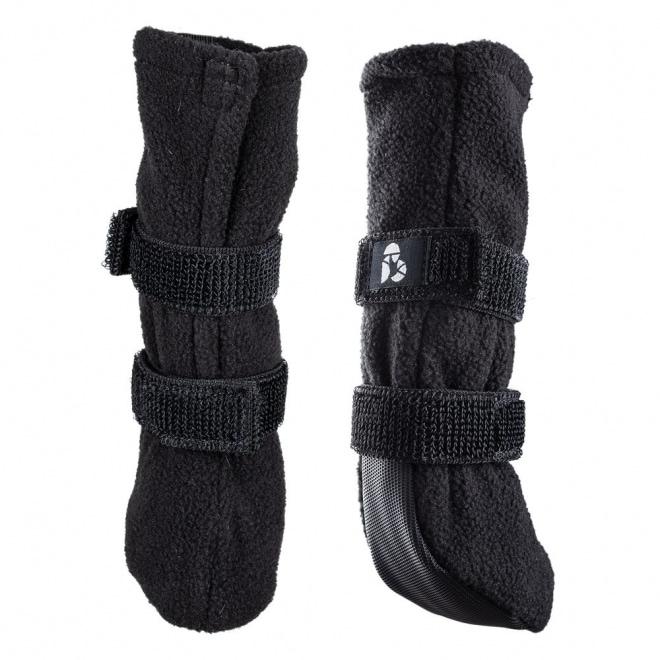 Basic Paws Fleeceskor 4-pack