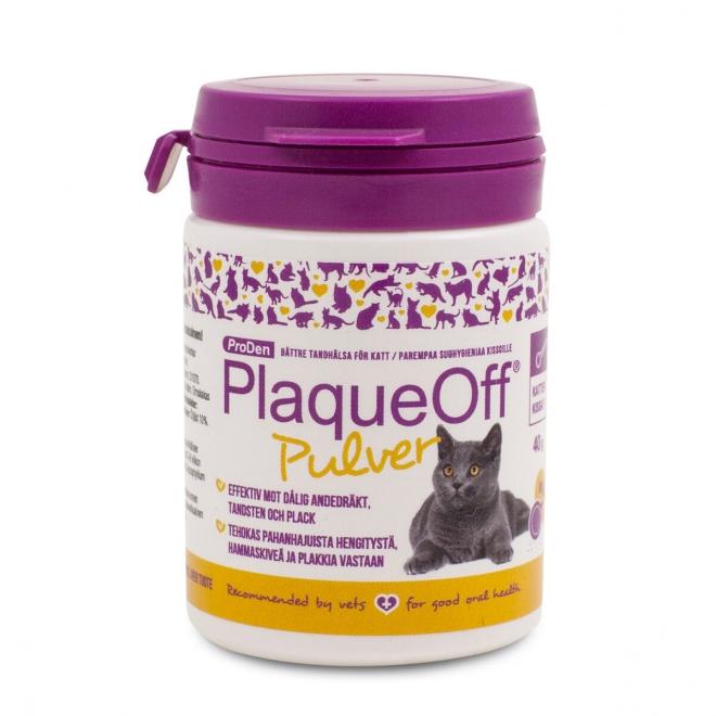 PlaqueOff Katt