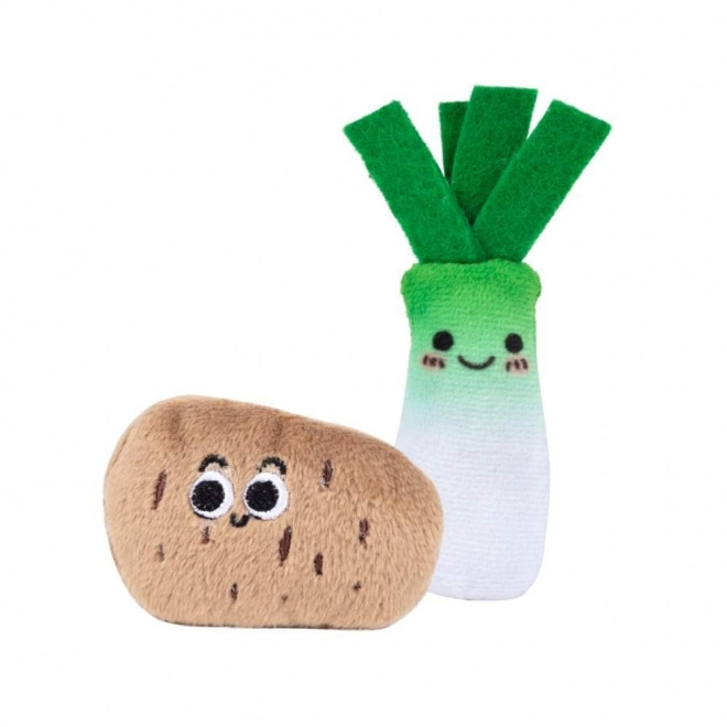 Little&Bigger MiniVeggies Potatis & Lök 2-pack