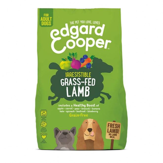Edgard & Cooper Dog Grain Free Lamm