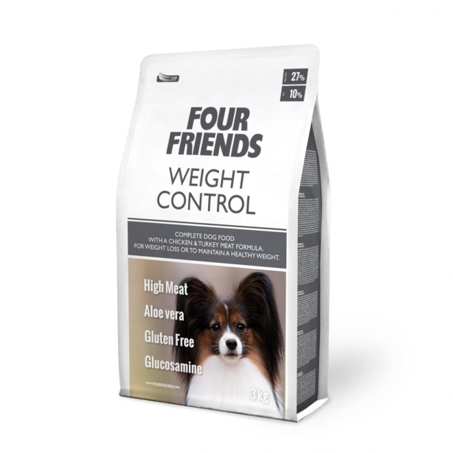 FourFriends Dog Weight Control (3 kg)