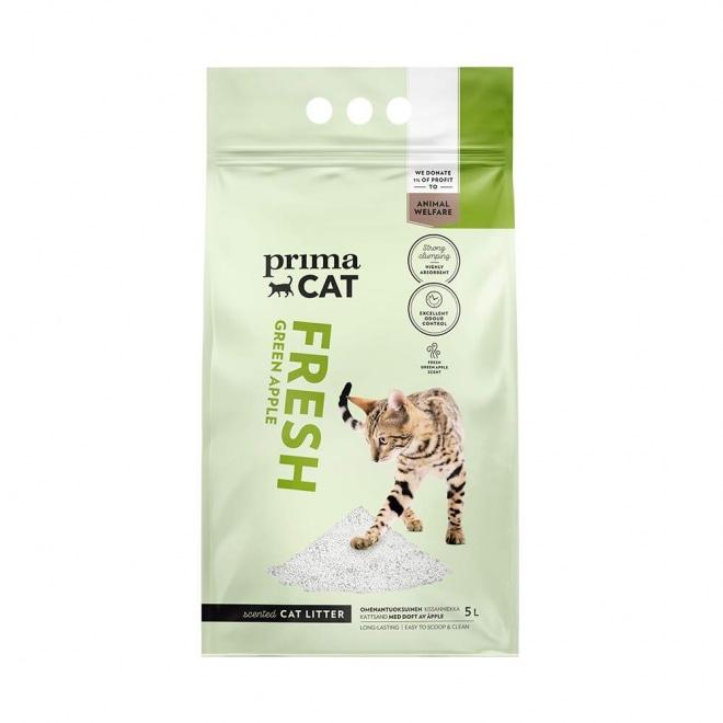 PrimaCat Fresh Apple 5 liter