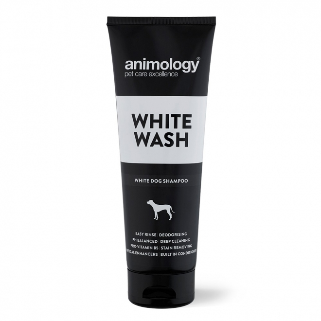 Animology White Wash Schampo (250 ml)