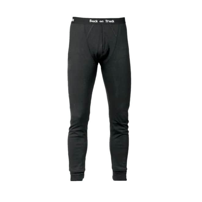 Pando Moto Karl Devil 9 MC-Jeans Tvättade Svart